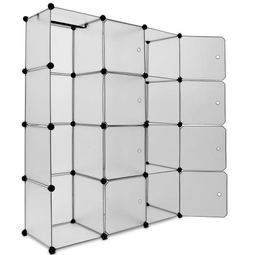 Regal Kunststoffboxen Medium transparent