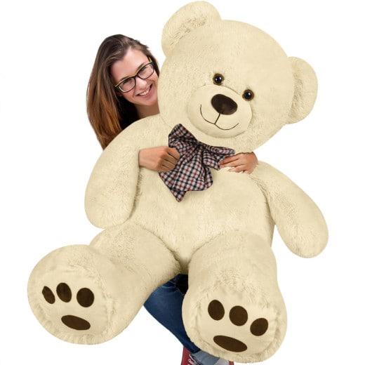 Plüschtier Teddybär XL creme