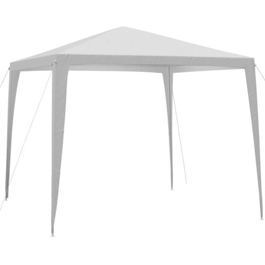 Pavillon in Weiß 3x3m