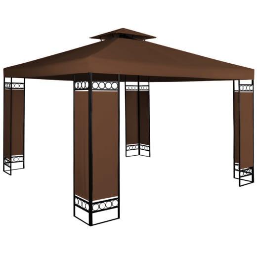 Pavillon Lorca Braun 3x3 m