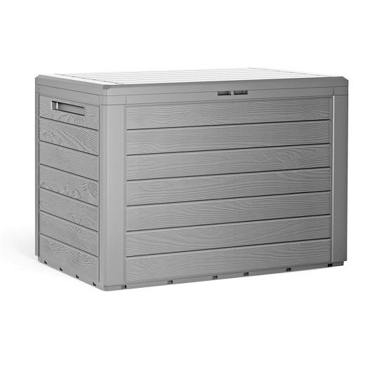 Auflagenbox Lille Grau 78x43,8x55cm