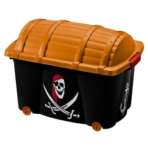 Aufbewahrungsbox Pirat