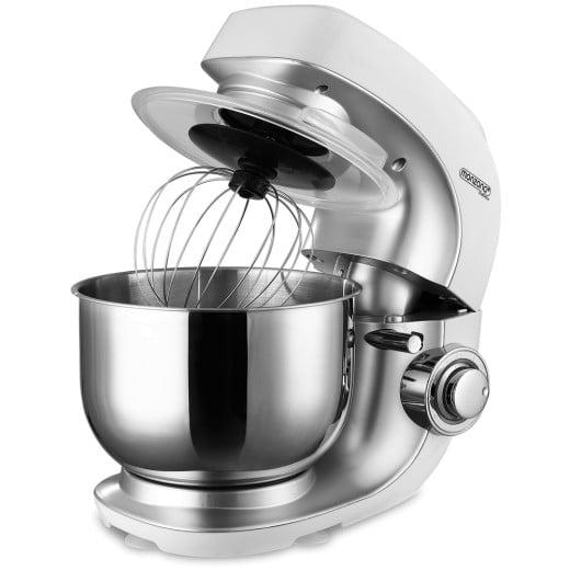 Küchenmaschine Noblesse Silber 1000W 4,5L