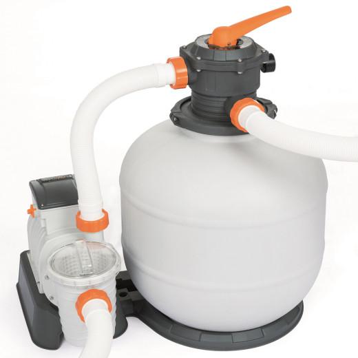Flowclear™ Sandfilteranlage Zeitschaltuhr 7.751 l/h
