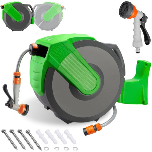 Garden Hose Reel 98ft