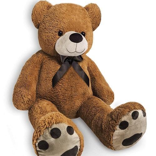 Teddy Bär Plüschbär Kuscheltier XL 150cm