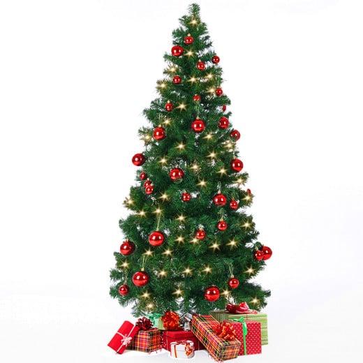 Pop-Up Weihnachtsbaum 150cm inkl. Baumschmuck