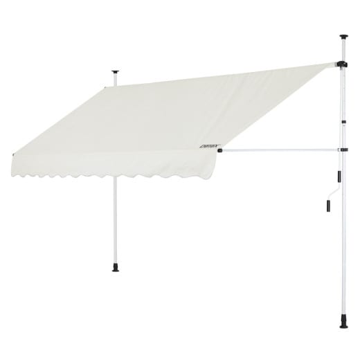 Clamp Awning Beige 10ft