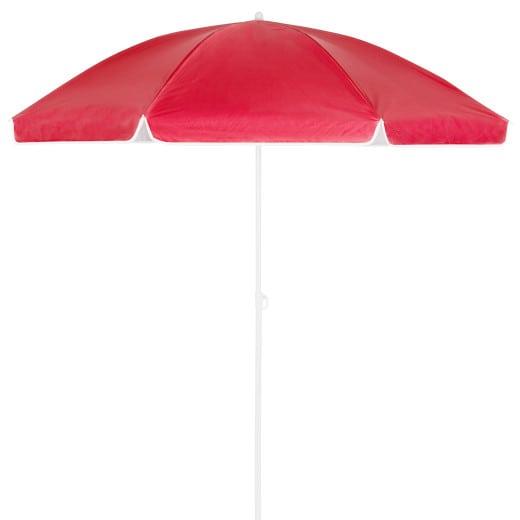 Sonnenschirm Cyprus Rot 180cm Neigefunktion