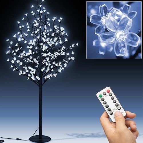 Kirschblütenbaum mit 200LEDs, 180cm für In/Outdoor Betrieb