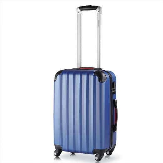 Koffer Hartschale Baseline Navy L aus ABS 62l 39,5x25x60cm