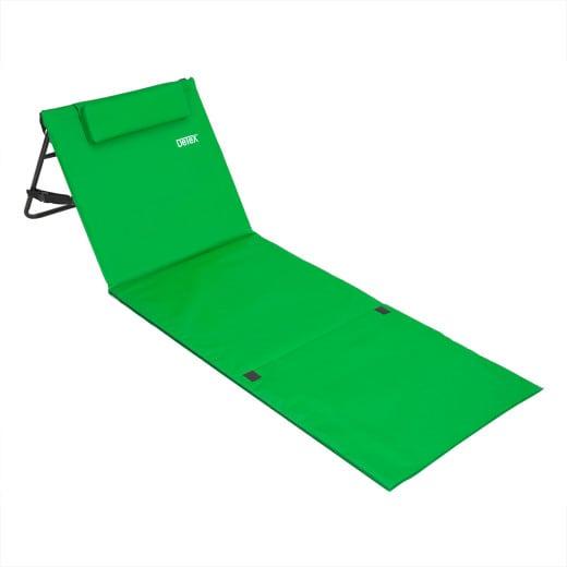 Strandmatte Grün 158x56cm